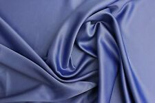 Silk Touch Satin Fabric, Imitation Silk Satin Charmeuse Little Stretch Very Soft