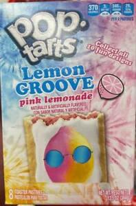 Pop Tarts Lemon Groove Pink Lemonade 8 ct 13.5 oz