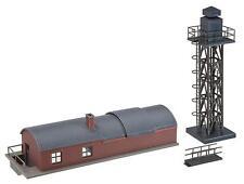 Faller 120146 instalación de enarenado para locomotora Vapor depósito