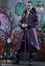 "Hot Toys - Suicide Squad - Joker Purple Coat 12"" 1:6 Scale Action Figure"