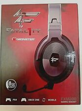 Fatal1ty FXM200 Gaming Headset by Monster