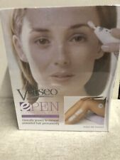 Verseo ePen Permanent Hair Removal Kit - Instant Face Body Hair Remover