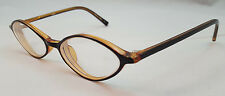 JAMIE Designer Eyeglass Frames BLACK/YELLOW 46[]17 140 mm