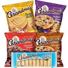 Grandma's Cookies Variety Pack 36 Ct, Free Shipping