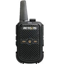 Retevis RT15 Funkgeräte Tragbares Walkie-Talkie-Monitor VOX/TOT 16CH UHF radio