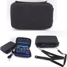 Multifunction Storage Bag for 3DS XL/LL PSP PSV Carrying Case Game Holders
