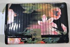 Ted Baker Opulent Bloom Ipad Xbody Bag Black Pattern 3