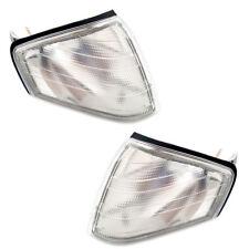 R129 W129 SL weiss Blinker Scheinwerfer Mercedes-Benz Set links und rechts