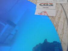 "Dichroic Glass:CBS 96 COE Pink/Teal on Flat Thin Black  - 3""Sq"
