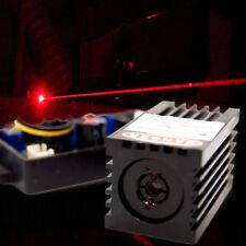 200mW 660nm Red Laser Dot Module outside driver board w/ TTL modulation