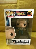 Biff Tannen pop 963 Back to the Future Funko POP! Movies Vinyl Figure nuovo