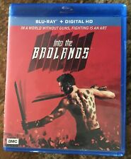 Into The Badlands - Blue Ray Like New