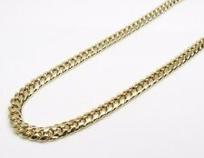 10K Gold Miami Cuban Chain 28 Inches 7.5MM 36.9 Grams