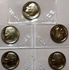 1973 S 10C Proof Roosevelt Dime - FREE SHIPPING
