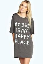 Boohoo Viscose Nightdresses & Shirts for Women