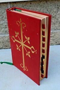+ Older Roman Missal (Missale Romanum) c.1964, Benziger Bros (CU824) chalice co.