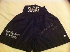 Clothing Boxing Autographs