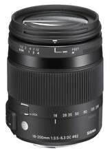 Sigma Art 18-200 F3.5-6.3 DC Makro Contemporary Objektiv für Nikon  Aussteller