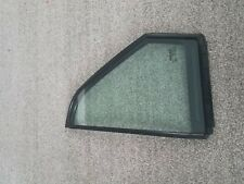 2010 Nissan Versa sedan rear left door vent glass window OEM 82273-el40a