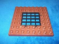 Lego Duplo Ritterburg aus 4777 + 4988 Bauplatte Platte 8 X 8er Noppen + Gitter n