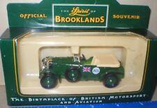 BENTLEY Racer 928 Green BROOKLANDS 85th Ann. Souvenir Lledo 1992 NEW boxed