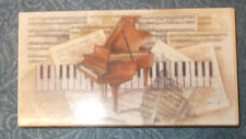 Stamps Happen keys to music piano rubber stamp 90306 keys to music mounted