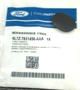 2006-2014 Ford Expedition A-Pillar Assist Handle Bolt/Screw black Cover New OEM