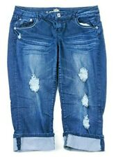 Almost Famous Womens Capri Jeans Size 13