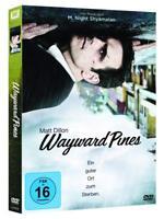 WAYWARD PINES-DIE KOMPLETTE ERSTE STAFFEL  3 DVD NEU