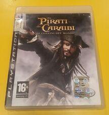 Disney Pirati dei Caraibi Ai Confini del Mondo GIOCO PS3 VERSIONE ITALIANA