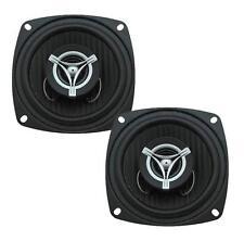 """Power Acoustik EDGE Series EF-42 300 Watts 4"""" 2-Way Coaxial Car Audio Speakers"""