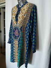 NLW Next Level World SZ (L) Artistic Tunic Dress NWT $99