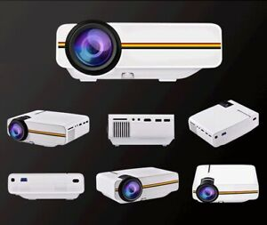 YG400 Mini LED Projector Home Theater