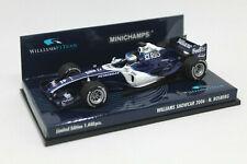 MINICHAMPS 1/43 - Williams Showcar 2006 - N. Rosberg Limited Edition 400060080