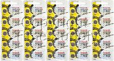 Maxell 395 SR927SW SR927 V395 D395 LA Watch Battery 0% MERCURY ( 25 PC )