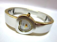 Original Anne Klein pearl dial watch made by E.Gluck in China