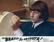 RINGO STARR  THE BEATLES HELP! 1965 VINTAGE LOBBY CARD #2