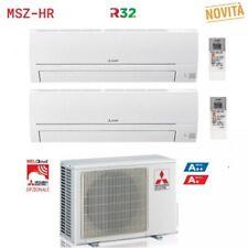 CLIMATIZZATORE DUAL SPLIT 12000+12000 12+12 A++ MITSUBISHI MXZ-2HA50VF GAS R32