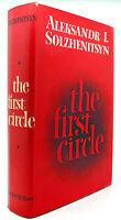 Aleksandr I. Solzhenitsyn THE FIRST CIRCLE  1st Edition 1st Printing
