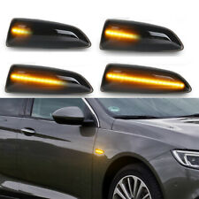 Dynamic LED Side Marker Blinker Light For OPEL Astra K J Insignia B Grandland X