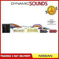 CT10NS02 Bluetooth Sot Harnais Adaptateur Iso Câble pour Nissan