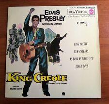 """7"""" ELVIS PRESLEY *KING CREOLE - PB 49675 (3-20449) -  Spain -"""