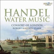 Water Music, Handel, G.F., New