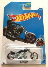 HOT WHEELS 2017 HW Moro Blast Lane BLACK # 236 NEW & SEALED