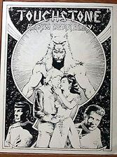 1990 Star Trek Fanzine-Touchstone by Robyn Berkeley