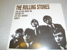 "The Rolling Stones - Bye Bye Johnny/You Better Move On - 7"" Vinyl Single /// Neu"