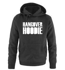 Comedy Camisetas - Hangover Sudadera con Capucha - Hombre - Talla S-XXL