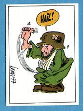[GCG] STURMTRUPPEN - Corno 1977 - Figurina-Sticker - n. 134 -New