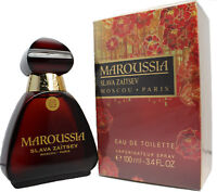 MAROUSSIA BY SLAVIA ZAITSEV 3.4/3.3 OZ EDT SPRAY FOR WOMEN