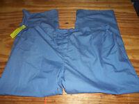 Natural Uniforms Natural Comfort New 3X Scrubs Pants Bottoms